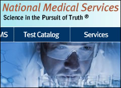 NATIONAL MEDICAL SERVICES